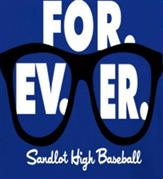 SANDLOT HIGH BASEBALL t-shirt design idea