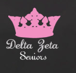 SORORITY SENIORS WITH CROWN t-shirt design idea
