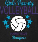 VOLLEYBALL_2 t-shirt design idea