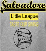 LITTLE LEAGUE t-shirt design idea