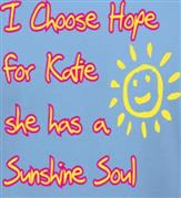 CHOOSE HOPE t-shirt design idea