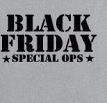 BLACK FRIDAY SPECIAL OPS t-shirt design idea