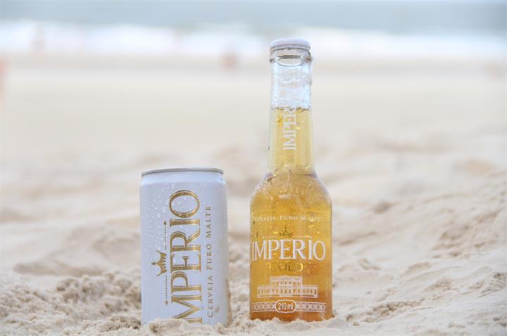 Cerveja Império: uma exclusividade Mateus