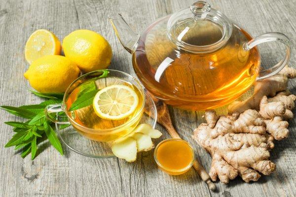 Chá de gengibre: um grande aliado da saúde!