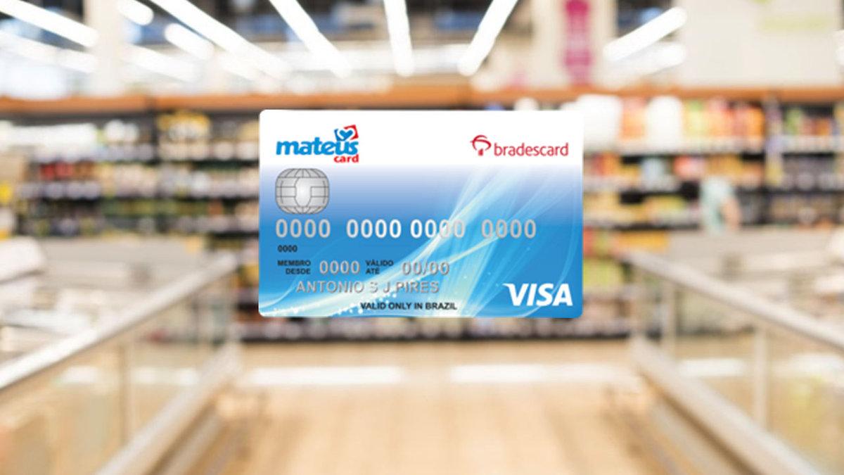 Mateus Card é a opção ideal para clientes que buscam vantagens e comodidade