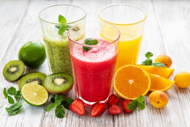 Sucos detox: uma alternativa para uma vida mais saudável