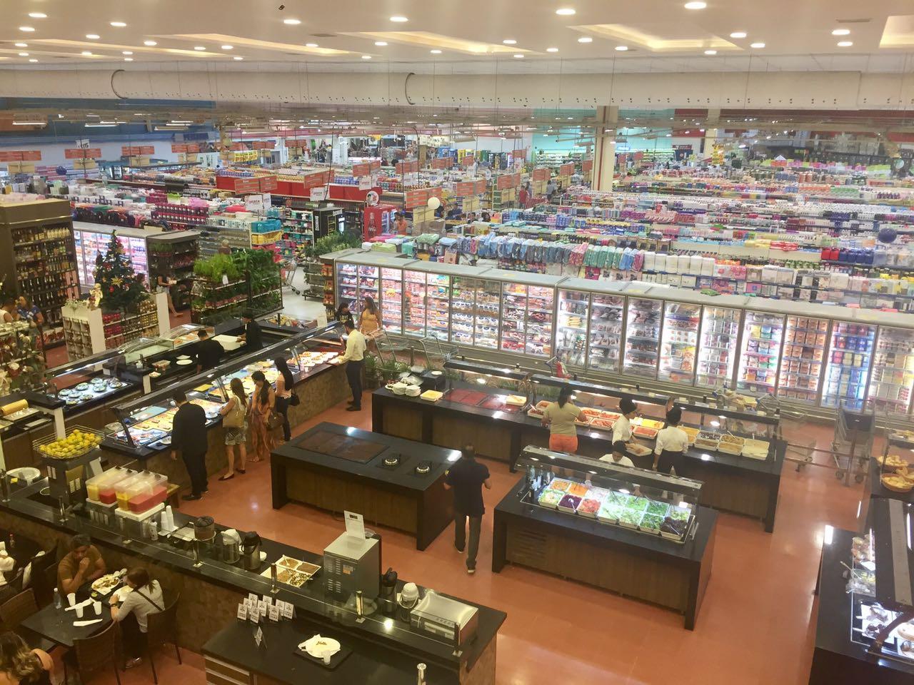 Loja da Cohama abre em novo horário em dezembro