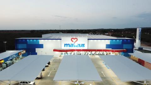 Grupo Mateus inaugura sexta loja no Piauí