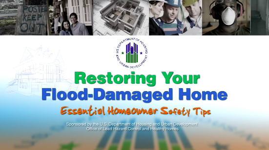 Must Watch Advice: What to do Post-Flooding