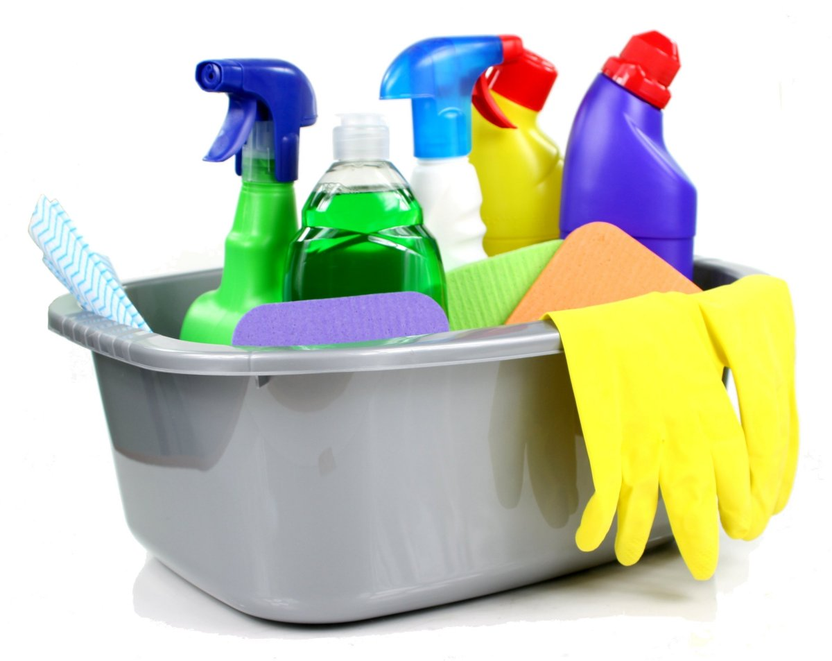 Could cleaning be impacting your breathing?
