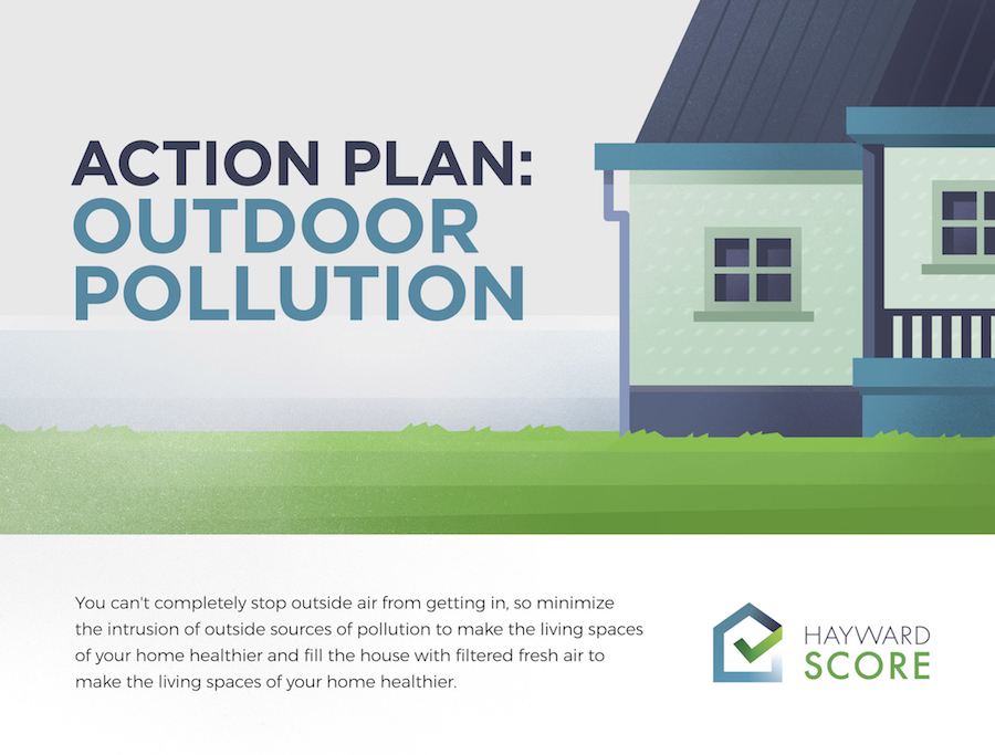 Action Plan:  Outdoor Pollution