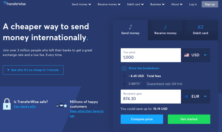 C:\Users\Ivana\Desktop\Transferwise_Complex landing page.png