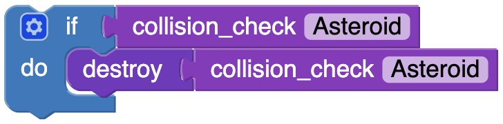 Collision Example