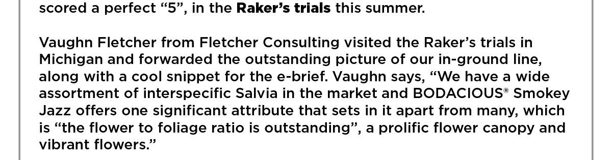 Rakers Trials