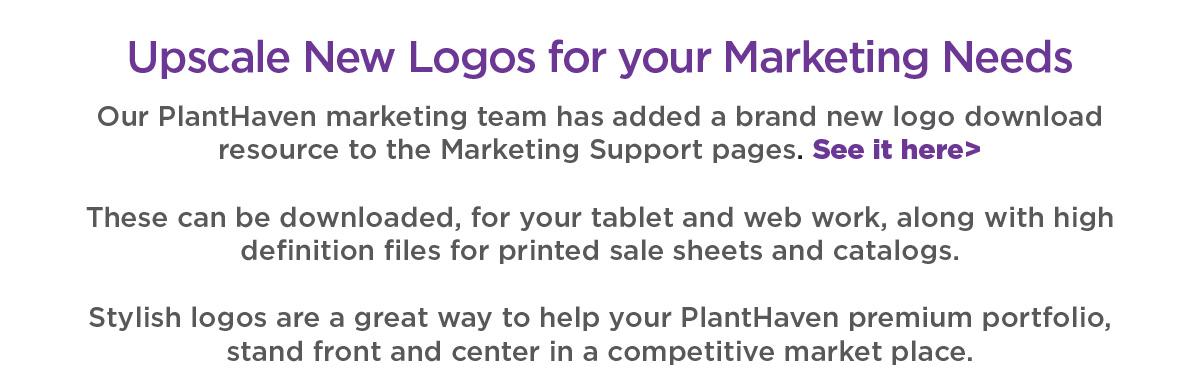 PlantHaven Variety Logos