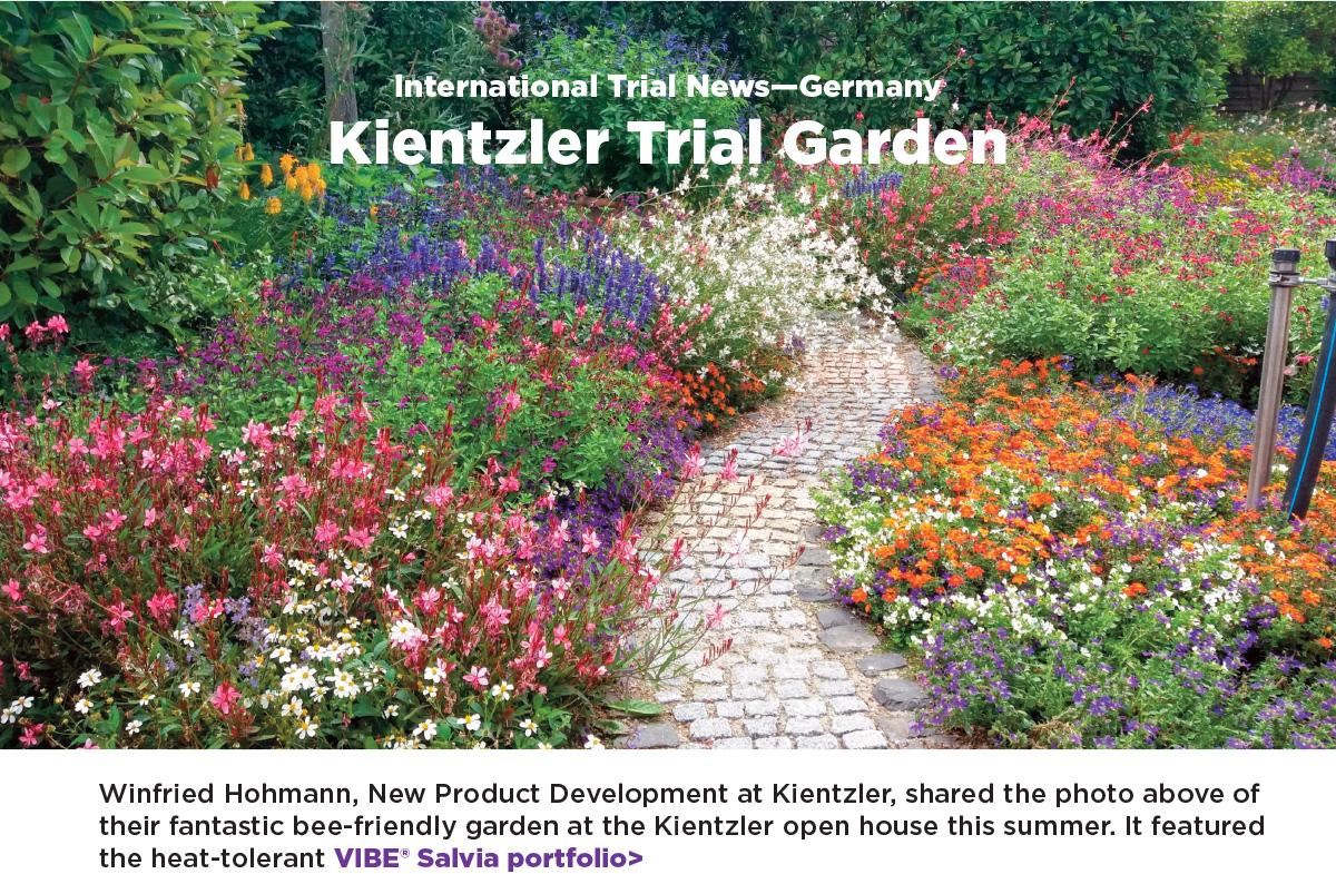 Kientzler Trial Garden