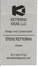 KETTERING IDEAS<br />Steven W. Kettering