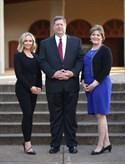 Britani, Dan & Karen Hoemeke