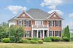 Elegant all-brick home