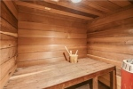 Lower Level Sauna
