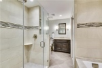 Main Level Master Shower