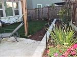 backyard w patio