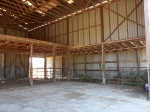 inside barn 1