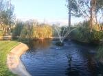 Park Entrance Fountain