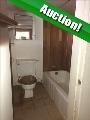 basement bath needs repai