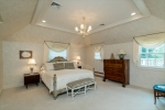 Master Bedroom with Door to Private rooftop
