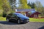 Tesla and Barn