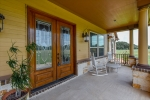 Watch the world go by on this great front porch!