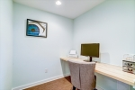 Office space in basement
