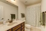 Terrace level full bathroom