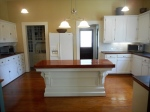 Ward kitchen island full view NICE