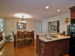 Spacious Kitchen  Dining