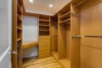His  Hers Walk-In Closets