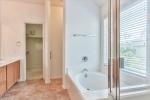 MB showerseparate tub