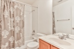 shared Bath w2and3 BR
