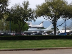 Amazing what a sight Nasa down the street!