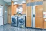 WasherDryer included w 1 yr home warranty