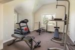 Workout Room off Bonus Room