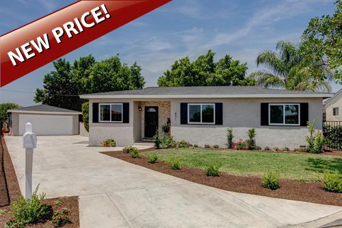 851 W. Woodcroft Ave.,  Glendora, CA 91741