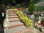 Rear Yard Stairway