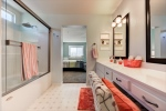 Master Bath to the South