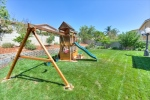 Cedar Play Set
