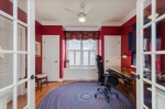 Main Level Office or 2nd BR adjoins full bath