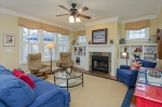 Comfortable  Bright Family Room with Views