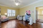 Second Floor Secondary Bedroom or Flex Space