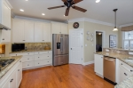 Exceptional Spacious Kitchen with New Appliances